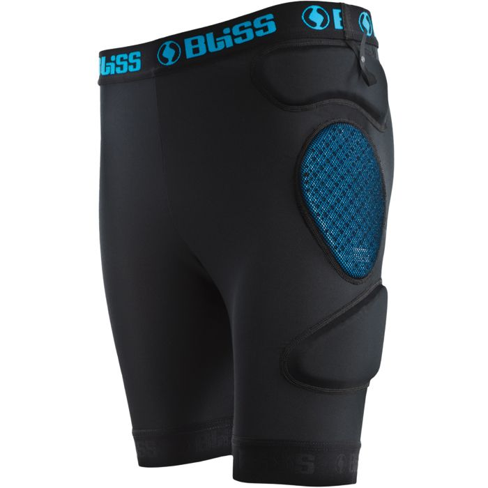 Bliss Protection Arg Crash Short | Shoes and overlays
