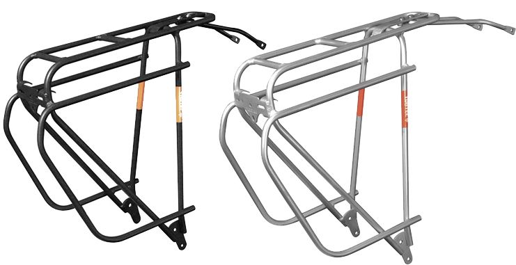 Tortec Epic Alloy Rack | Tasker til bagagebærer