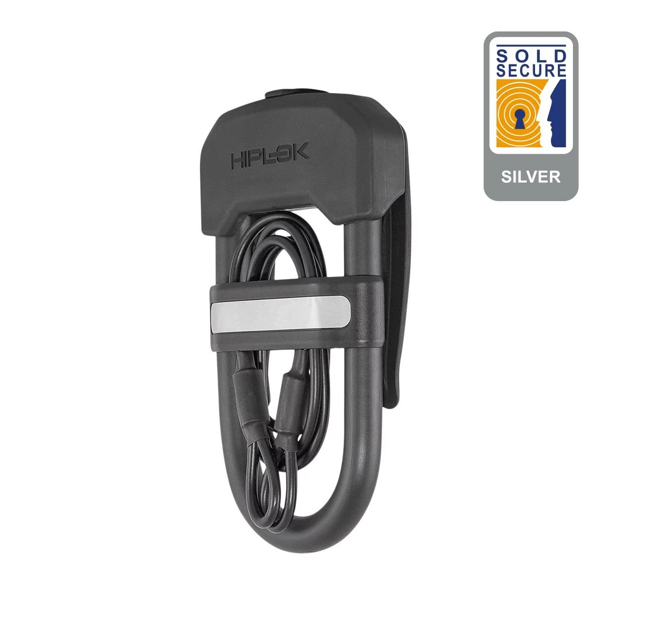 Hiplok Dc Mini D Lock With Cable | Combo Lock