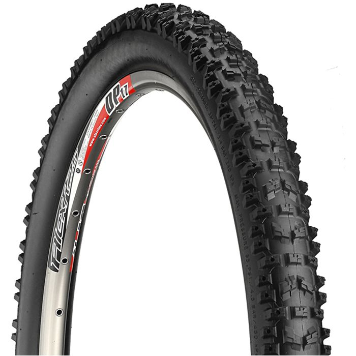 Nutrak 27.5 X 2.35 Inch Mtb Loam Dh Tyre With Free Tube | Tyres