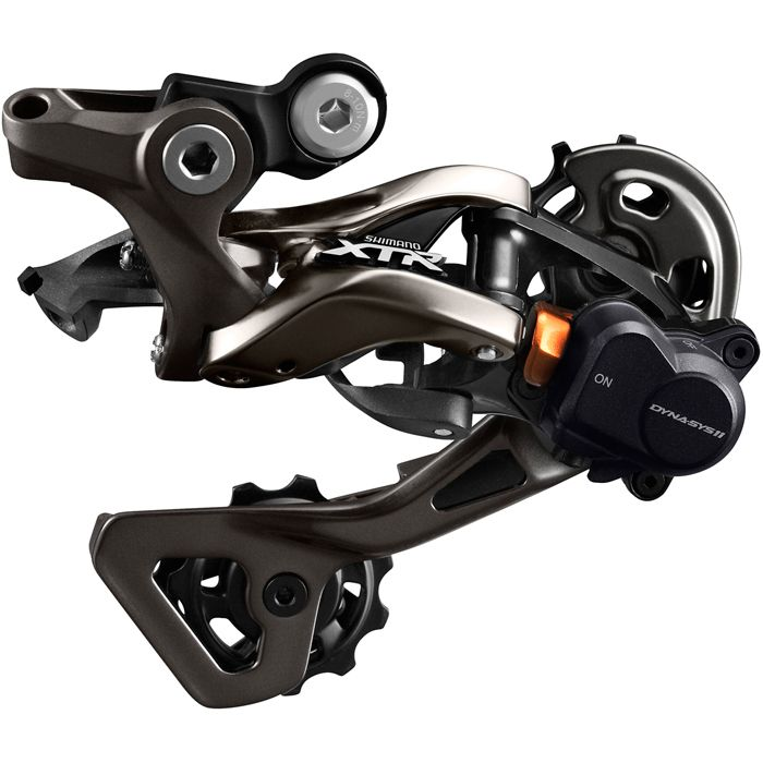Shimano Rd-m9000 Xtr Gs Medium Cage Shadow+ Direct Mount Compatible | MTB