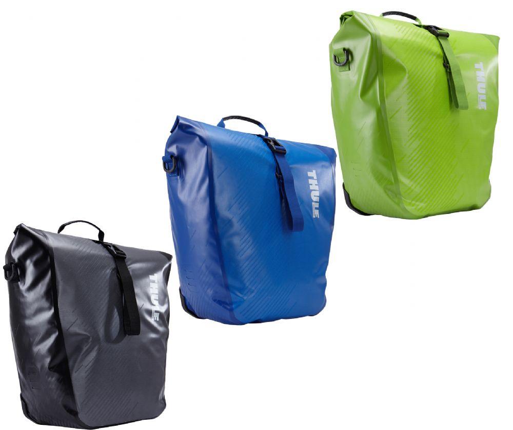 Thule Pack`n Pedal Shield Panniers 48 Litre Large Pair | Tasker til bagagebærer