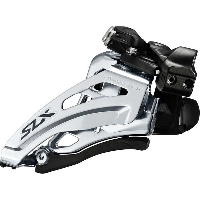 Shimano Slx M7020-l Double 11-speed Front Derailleur Low Clamp Side Swing Front-pull | Forskiftere