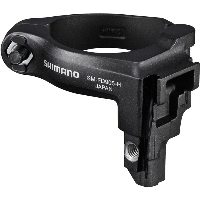 Shimano Xtr Di2 Front Mech Mount Adapter For High Clamp Band Multi Fit   Front derailleur