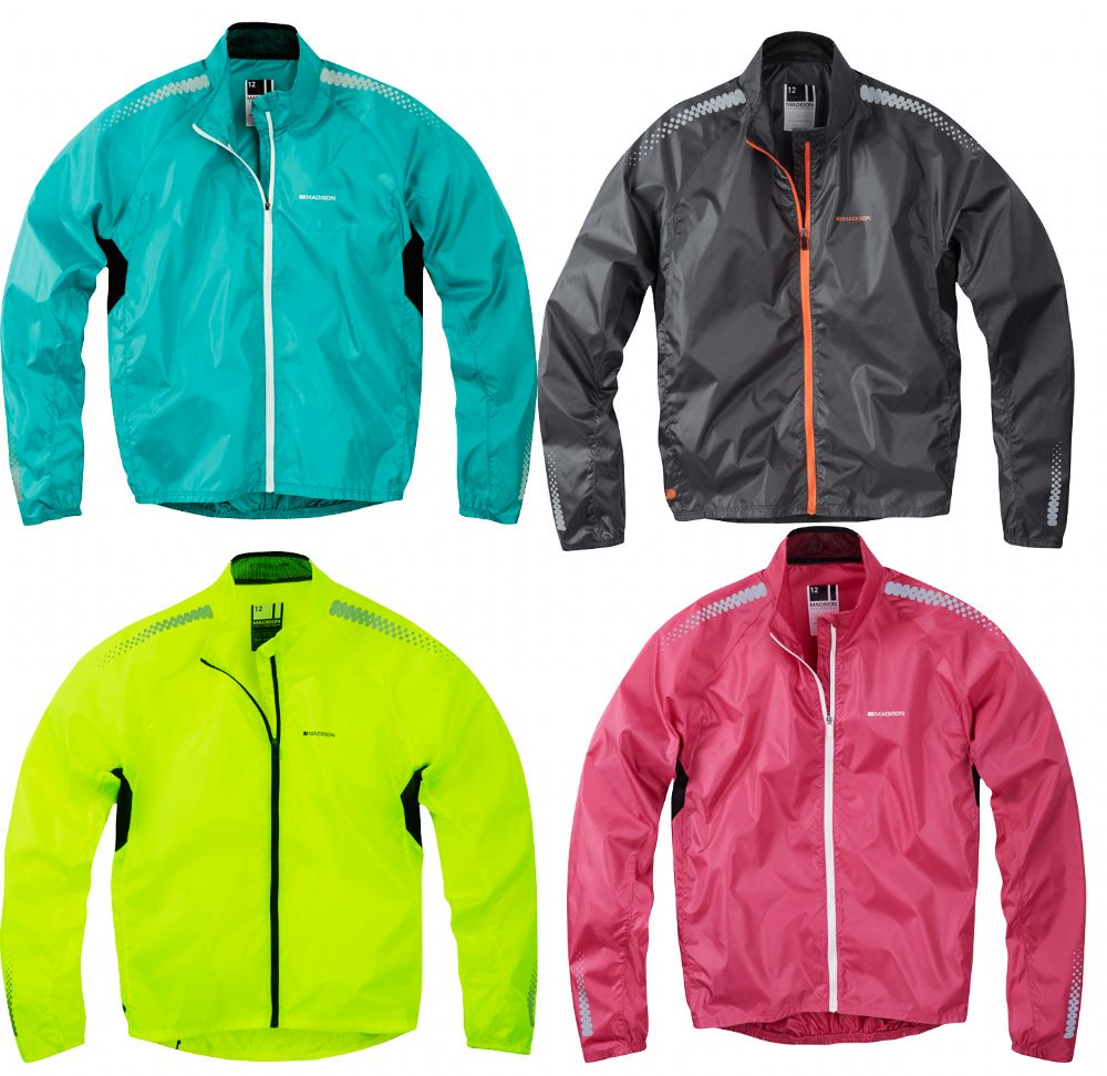 Madison Pac-it Womens Showerproof Jacket | Jackets