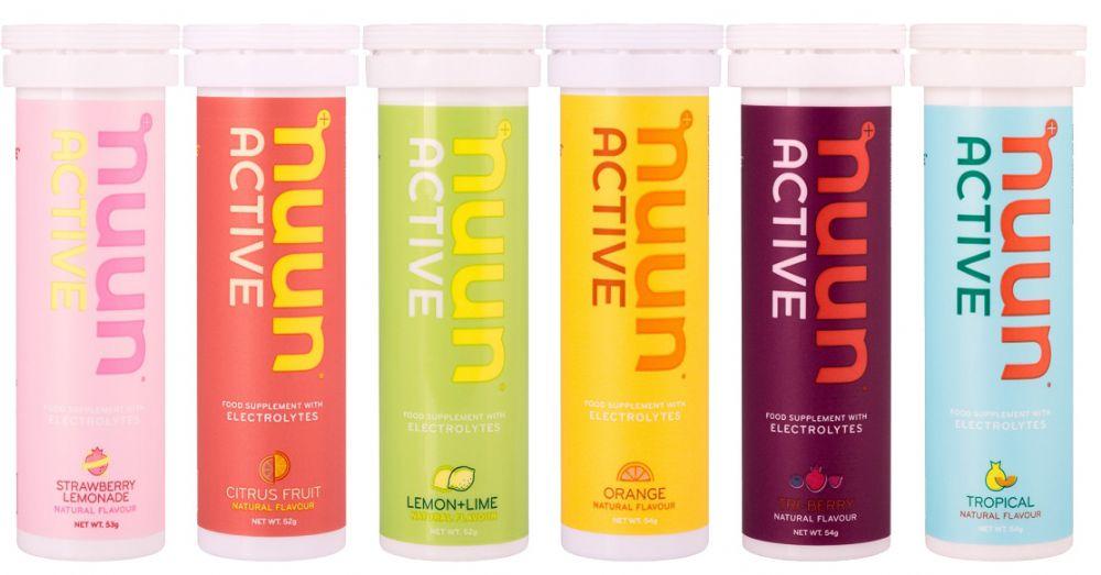 Nuun Active Hydration Tablets | Energy drinks