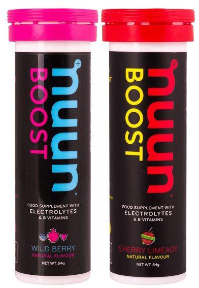 Nuun Boost Hydration Tablets | Energy drinks