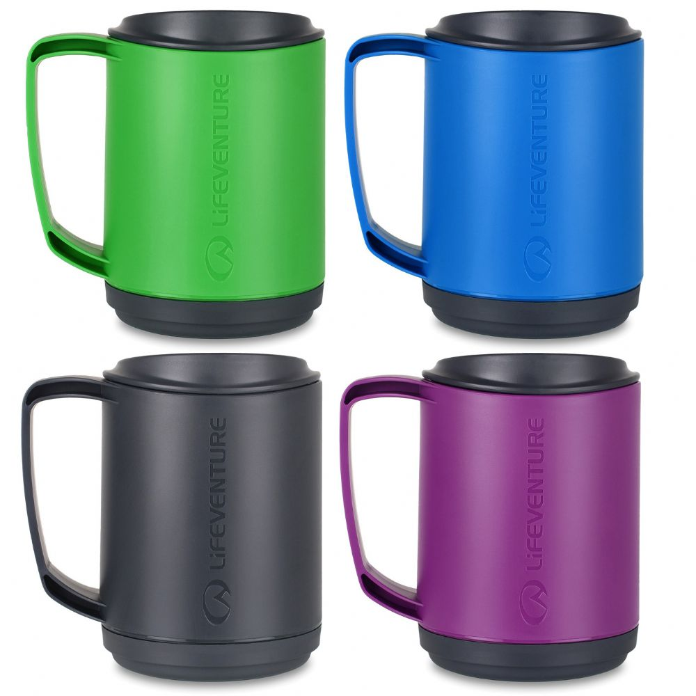 Lifeventure Ellipse Insulated Mug | Misc. Transportation and Storage