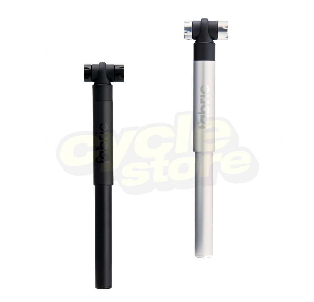 Fabric Microbar Dual Valve Mini Pump | Track pumps