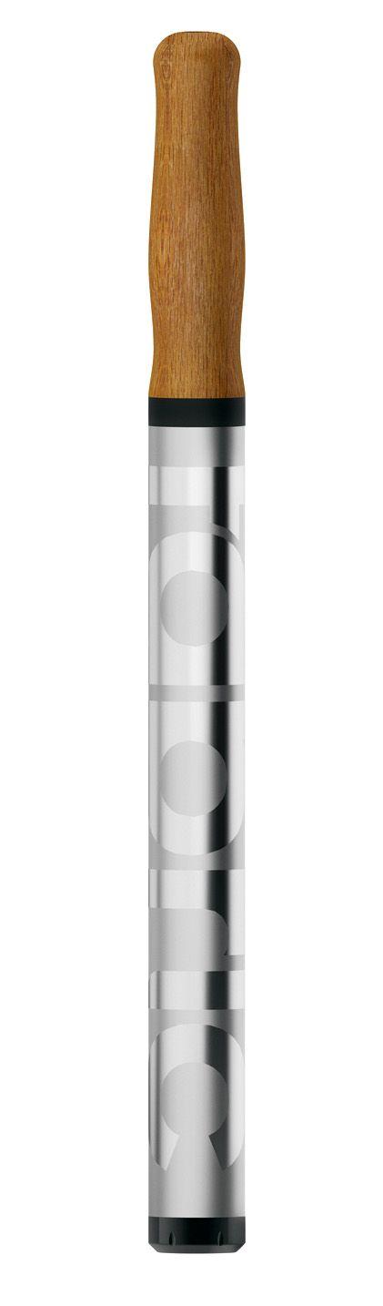 Fabric Megabar Classic Hi-volume Pump - Silver | Track pumps