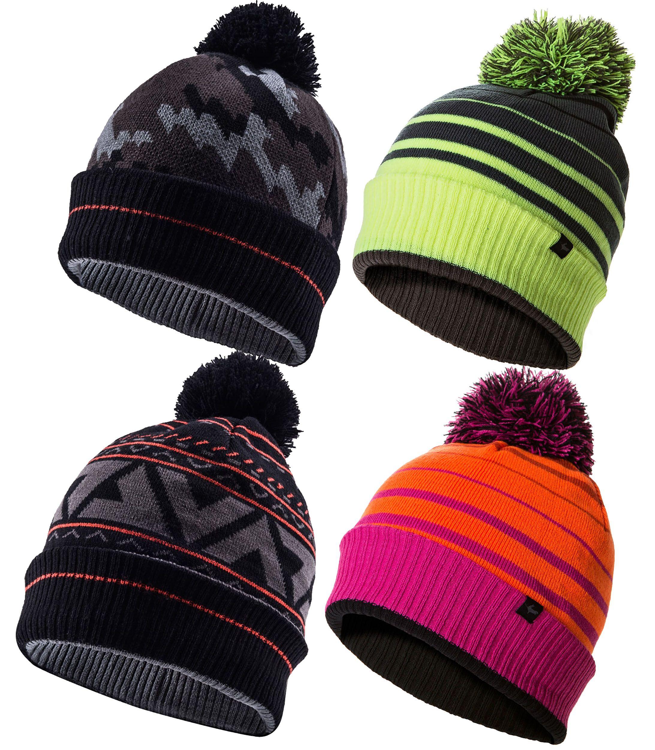 Sealskinz Waterproof Bobble Hat Xxl Only | Headwear