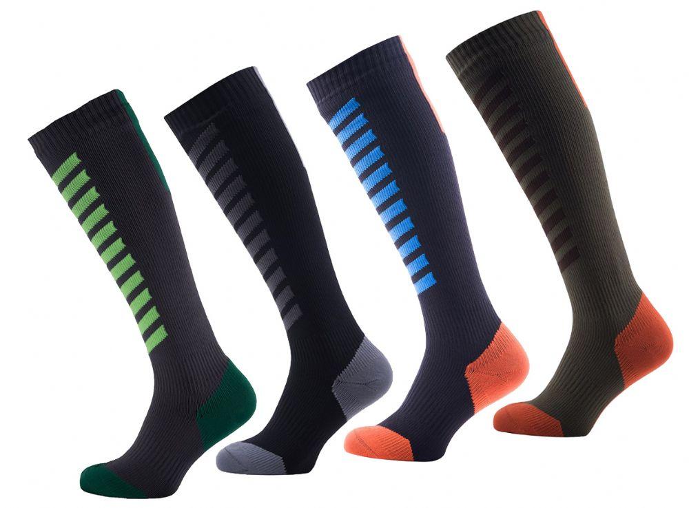 Sealskinz Mtb Mid Knee Waterproof Socks | Socks