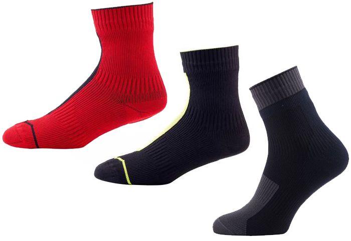 Sealskinz Road Ankle Waterproof Socks With Hydrostop Xl only | Socks