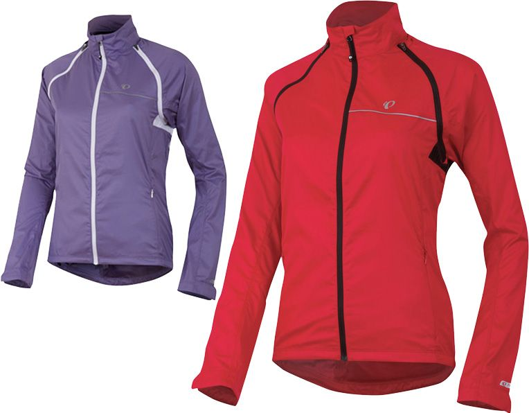Pearl Izumi Elite Barrier Convertible Womens Jacket | Jakker