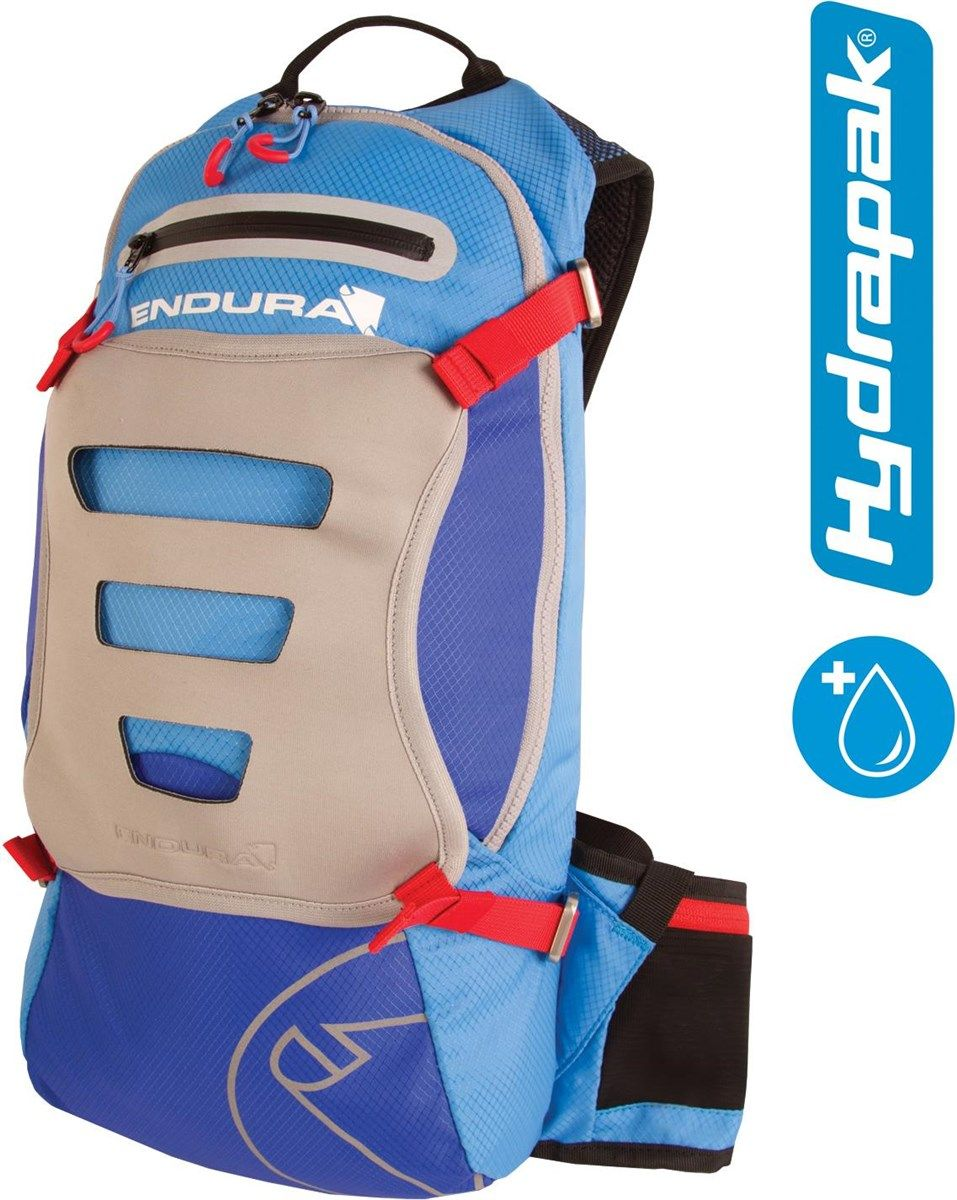 Endura Singletrack Backpack With Hydrapak | Travel bags