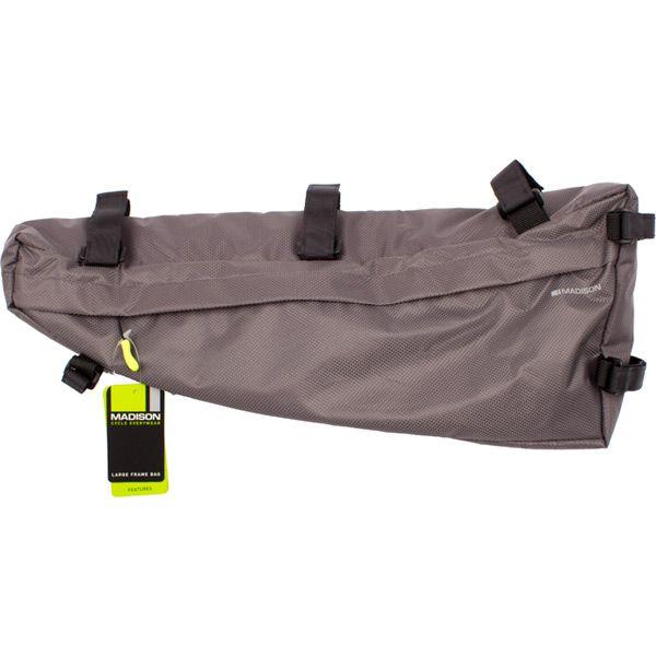 Madison Caribou Bikepacking Frame Bag Large | Travel bags