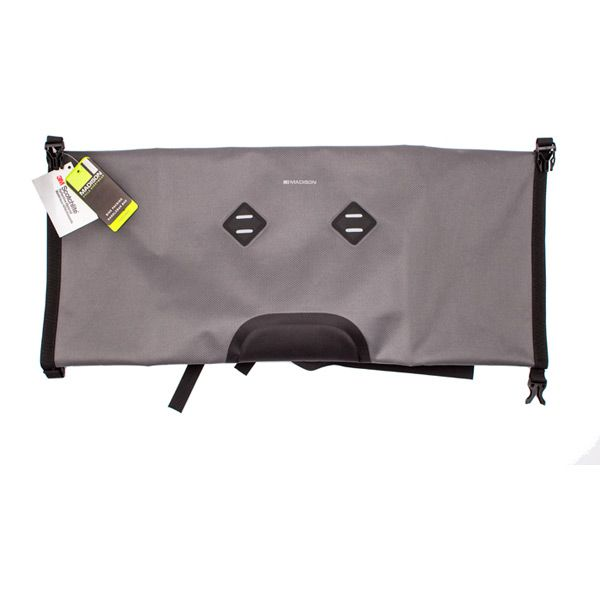 Madison Caribou Waterproof Handlebar Bag With Roll Down Closure | Travel bags