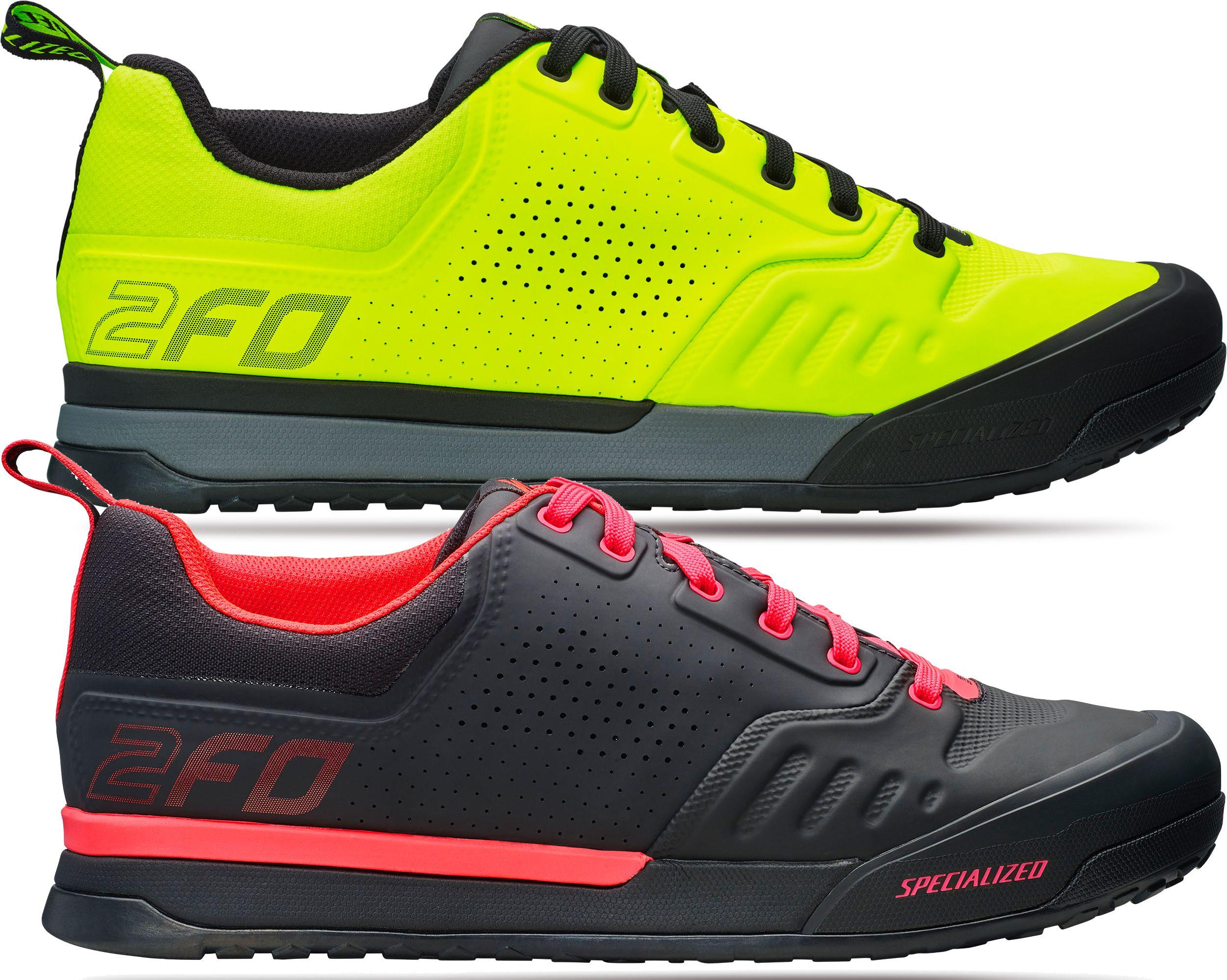 Specialized 2fo Flat 2.0 Mountain Bike Shoes | Sko