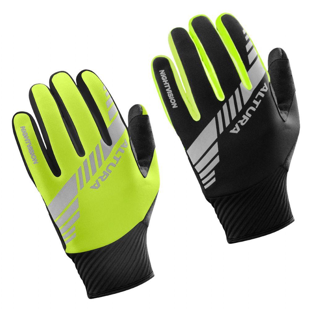 Altura Nightvision 3 Windproof Gloves | Handsker