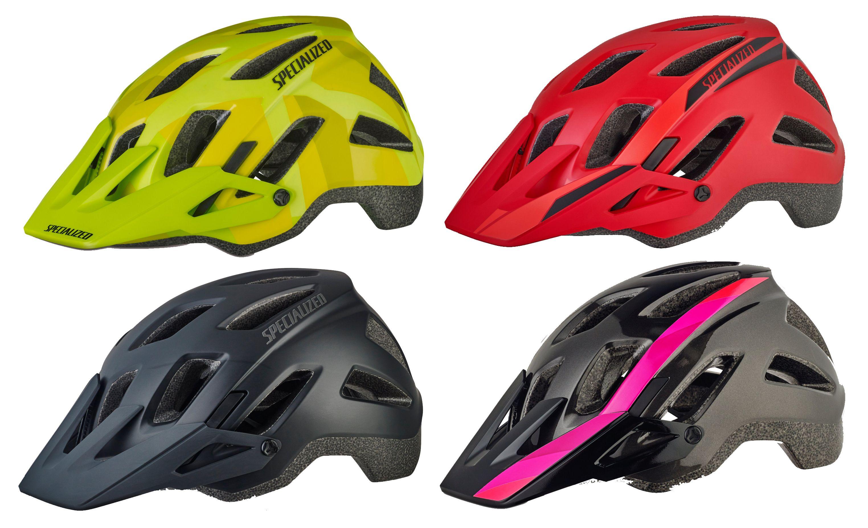 Specialized Ambush Comp Angi helmet - Black   Helmets