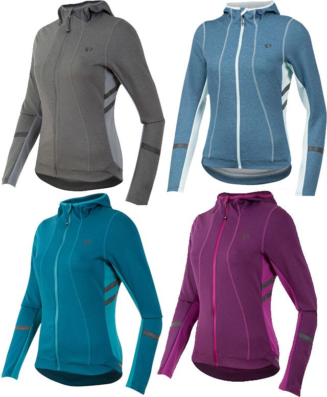 Pearl Izumi Elite Escape Thermal Womens Hoody 35-37.5