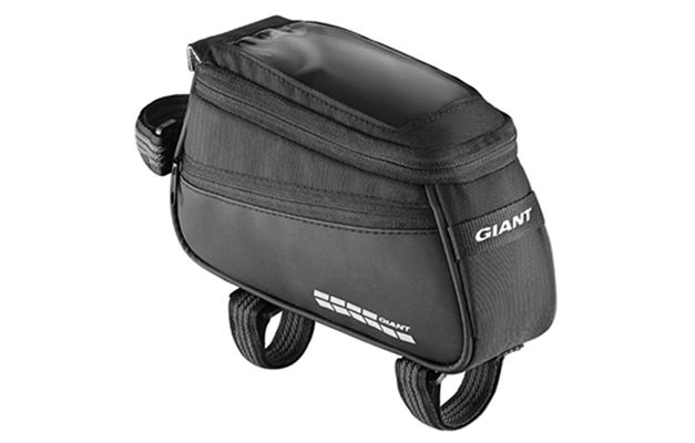 Giant ST Top Tube Bag Black | Frame bags