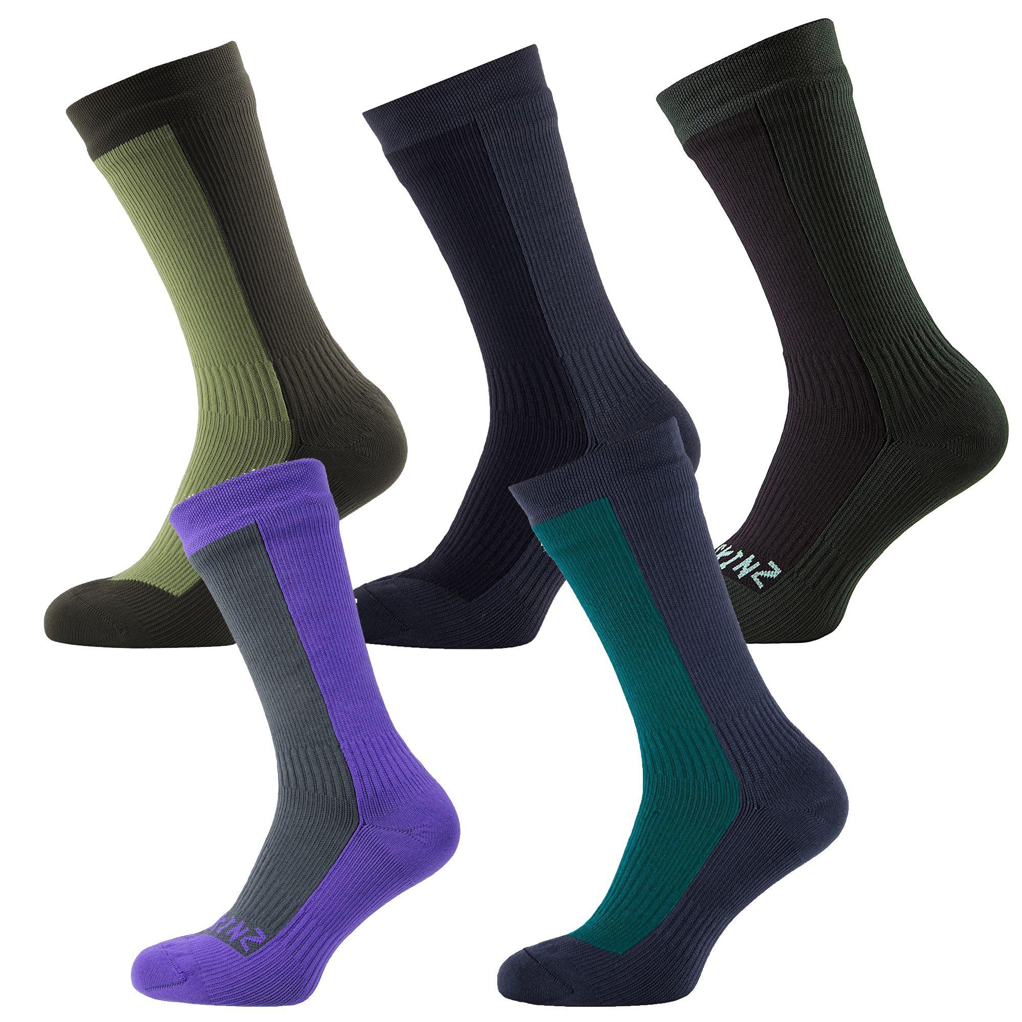 Sealskinz Mid Mid Socks | Socks