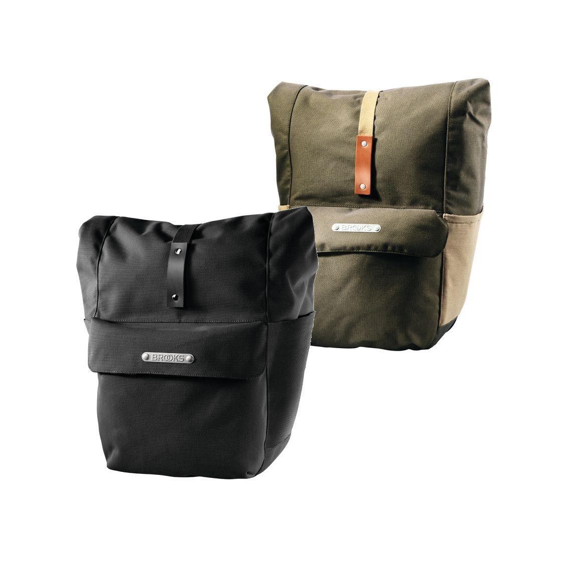Brooks Suffolk Rear Pannier 2018 | Rack bags