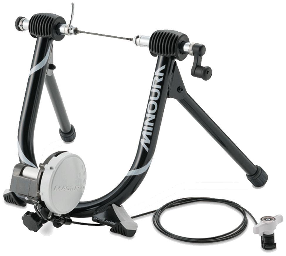 Minoura Mag Ride 60r Magnetic Turbo Trainer 2018   Hometrainer