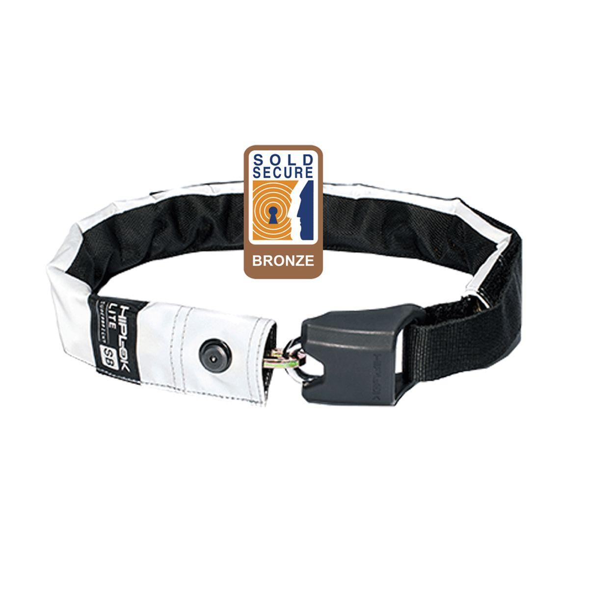 Hiplok Lite High Visibility Belt Lock | Chains