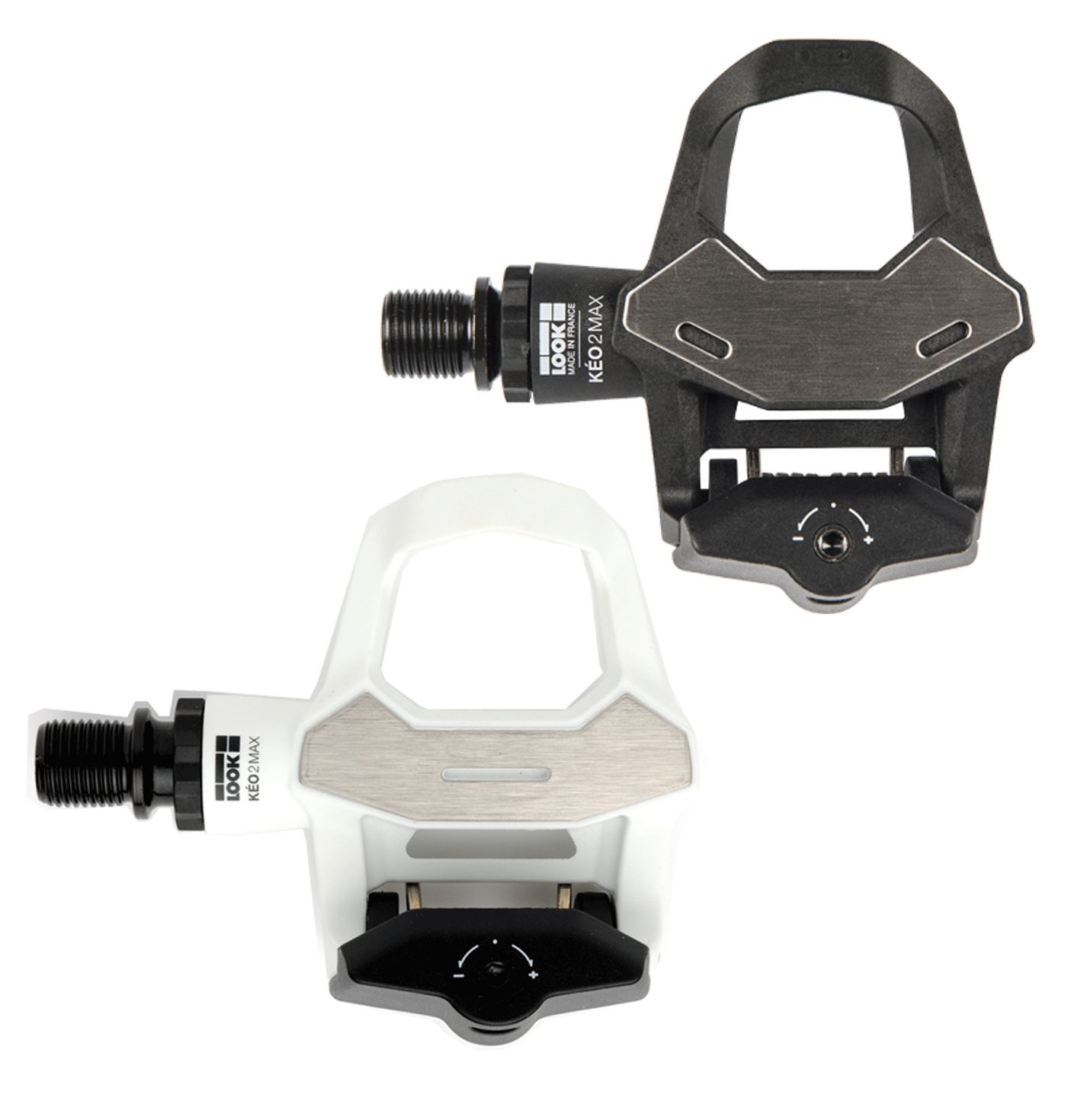 Look Keo 2 Max Pedals With Keo Grip Cleat | Pedals