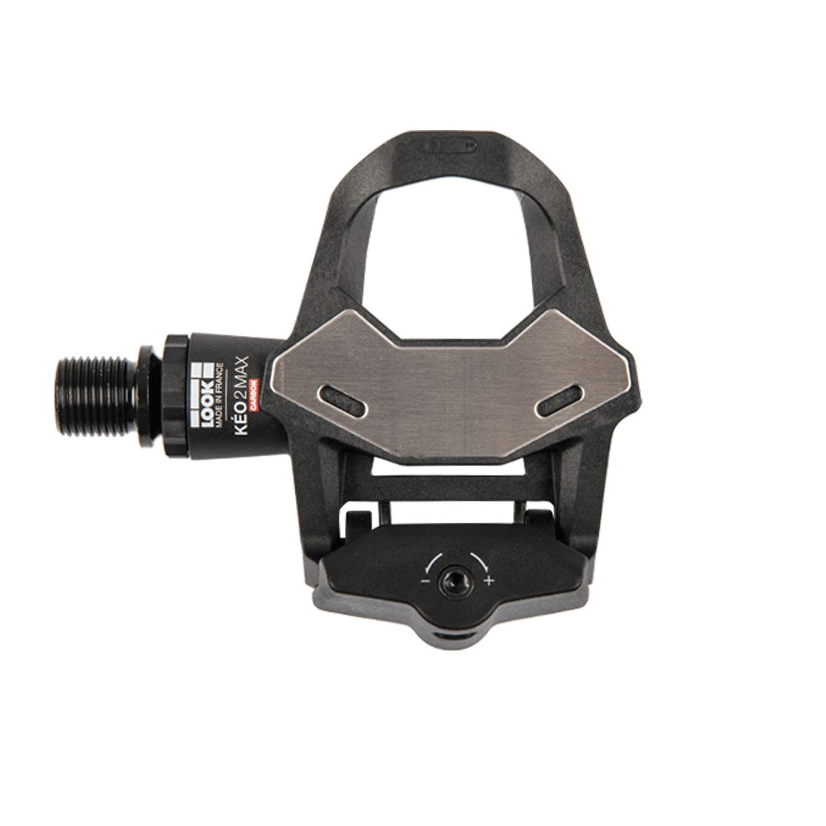 Look Keo 2 Max Carbon Pedals With Keo Grip Cleat | Pedals