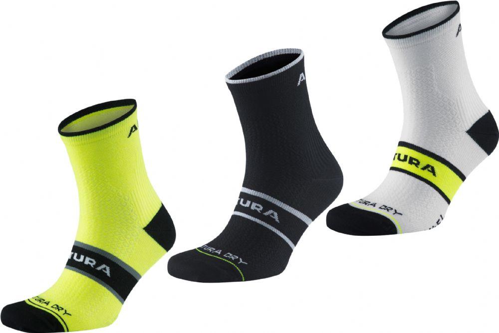Altura Peloton Sock Triple Pack 2018 | Strømper