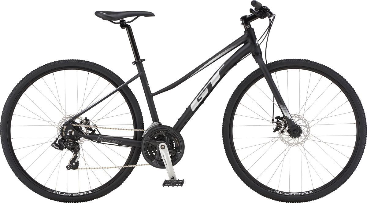 Gt Transeo Sport Womens Sports Hybrid Bike Medium Only 2019 | City