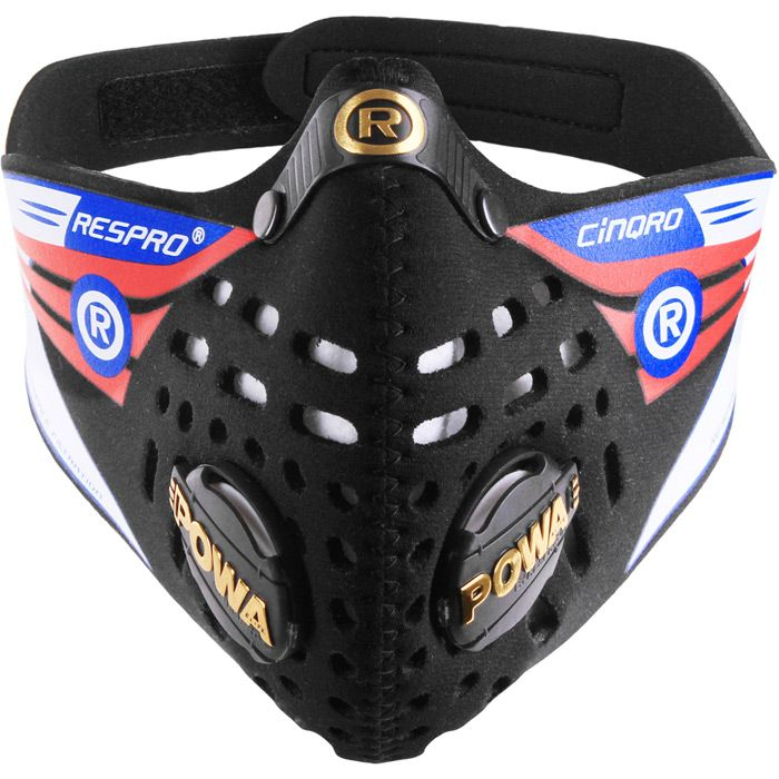 Respro Cinqro Mask | Shoes and overlays
