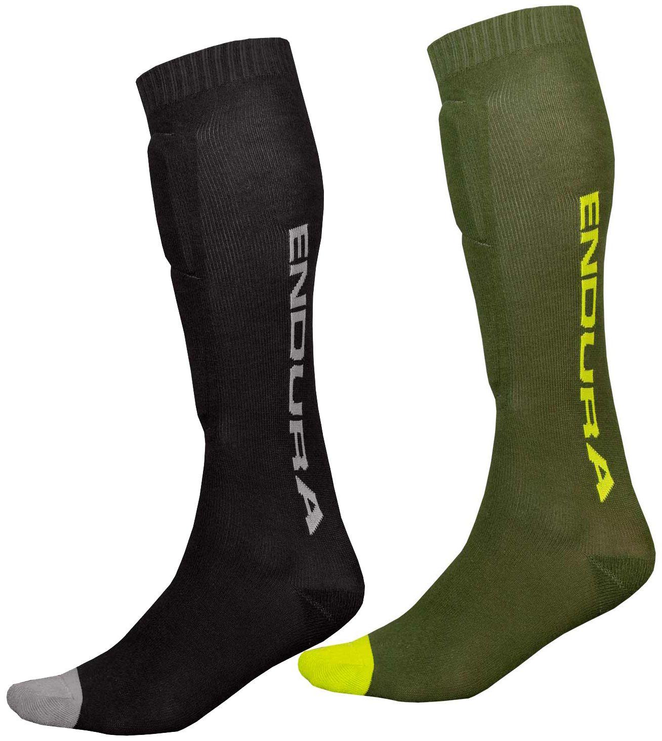 Endura Singletrack Shin Guard Sock | Beskyttelse