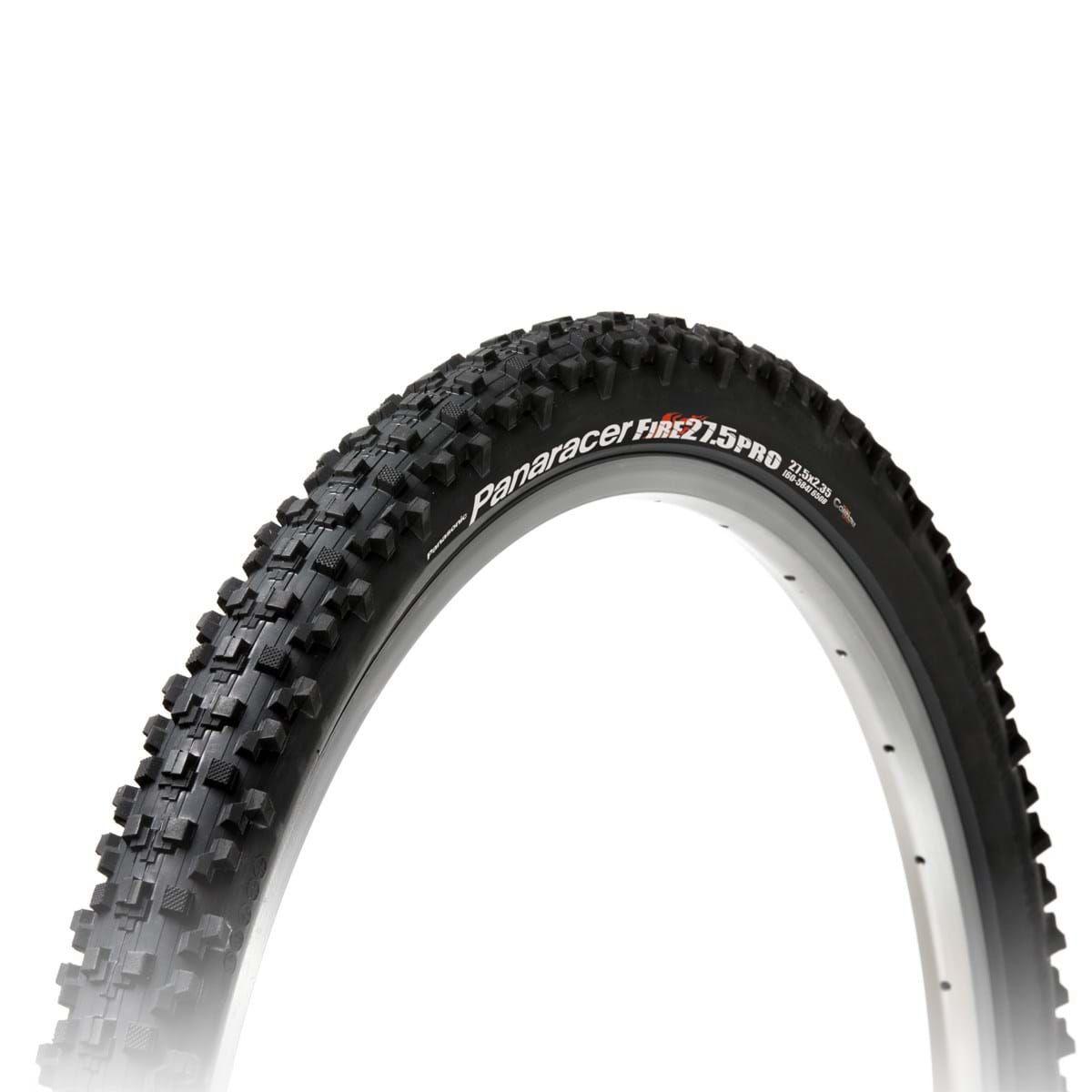 Panaracer Fire Pro Tubeless Compatible Folding Mountain Bike Tyre | Dæk