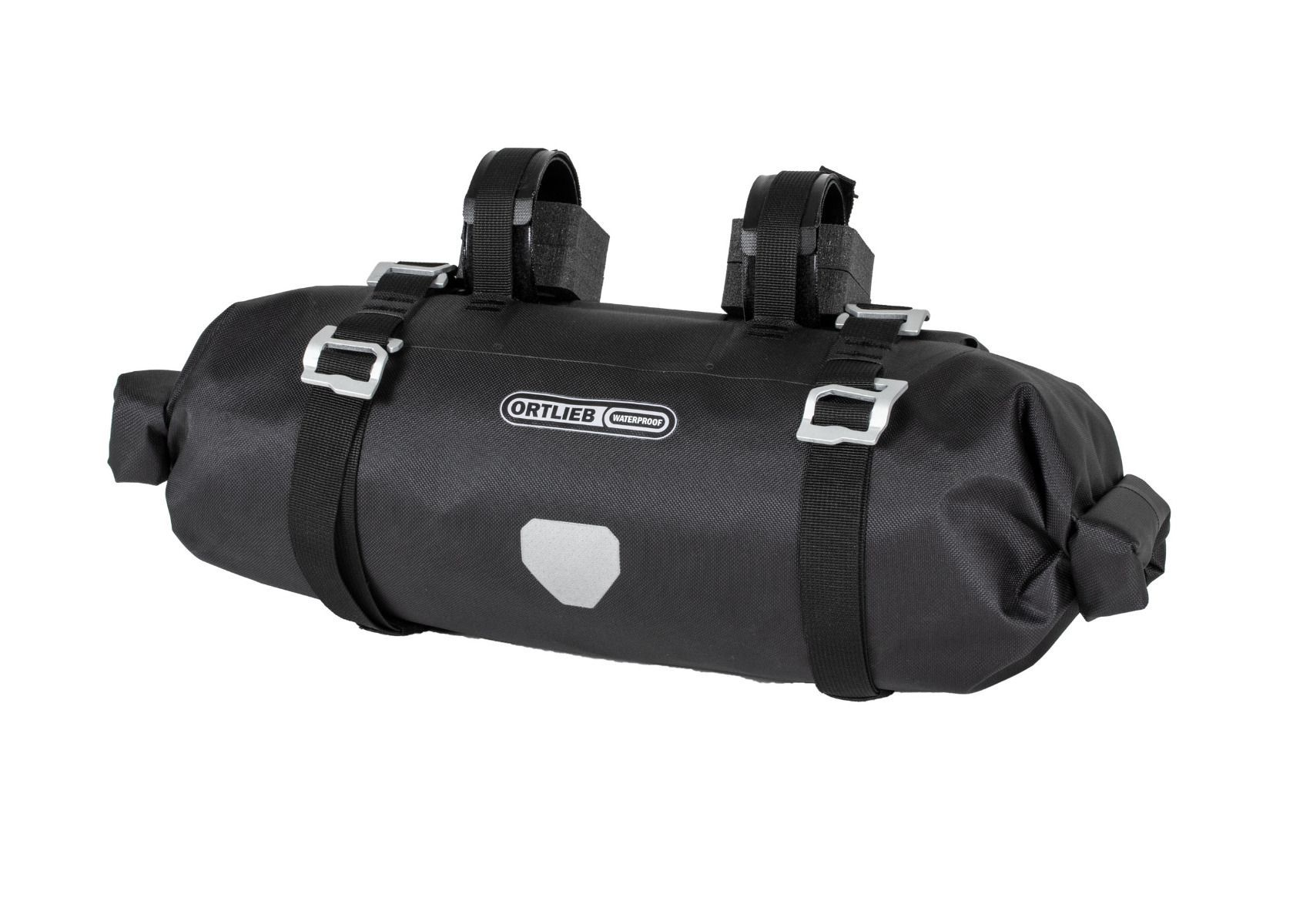 Ortlieb Bikepacking Limited Edition All Black 9 Litre Handlebar Pack | Travel bags