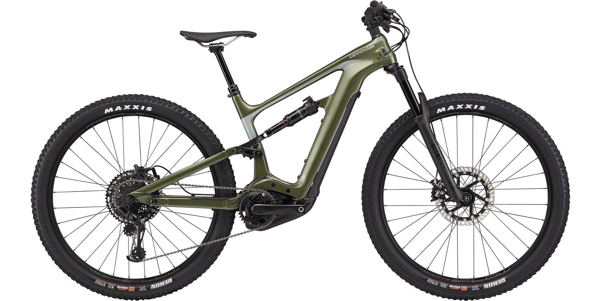 Cannondale Habit Neo 2 Electric Mountain Bike 2020 | City