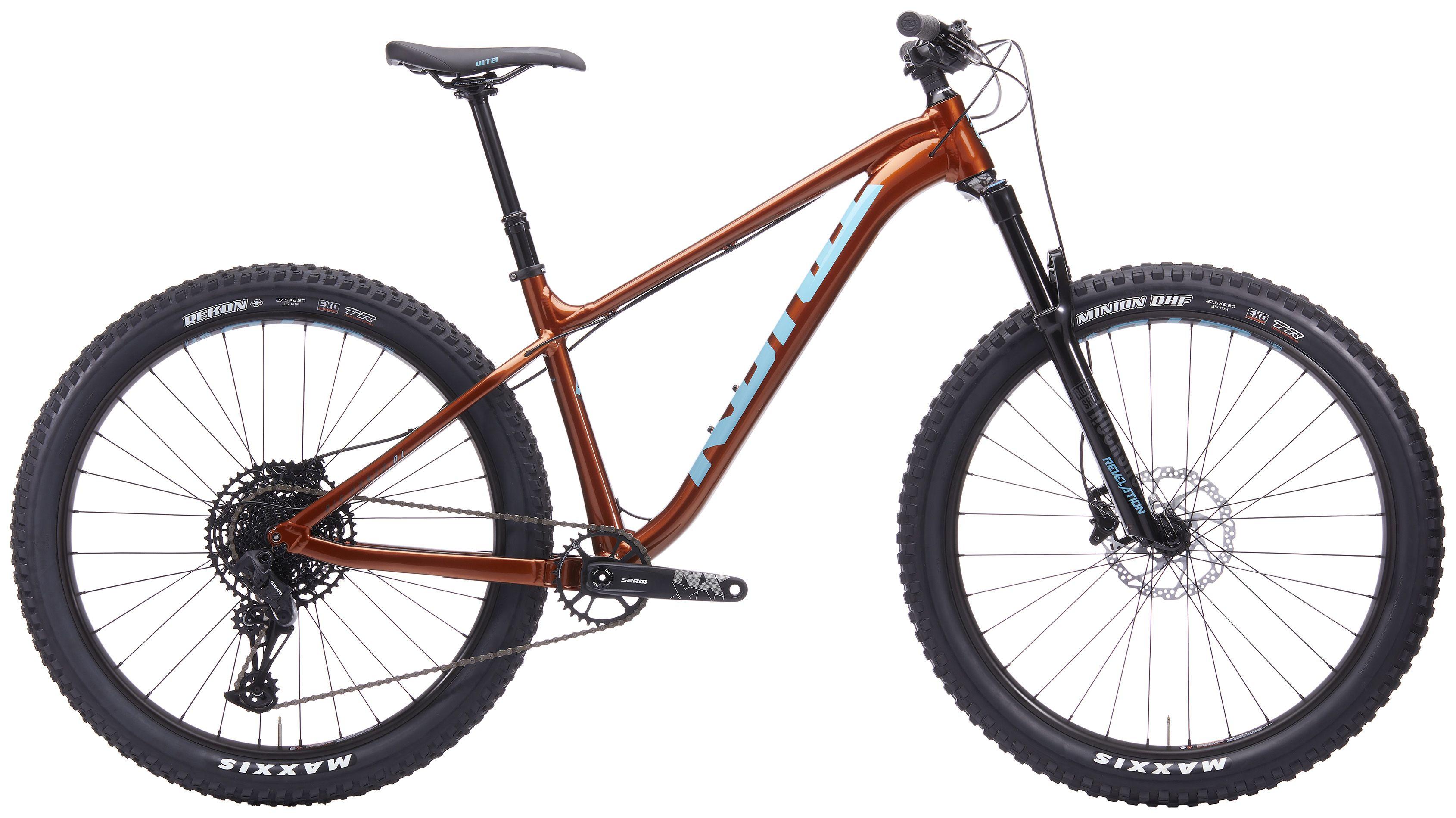 Kona Big Honzo Dl 650 Mountain Bike 2020 | Mountainbikes