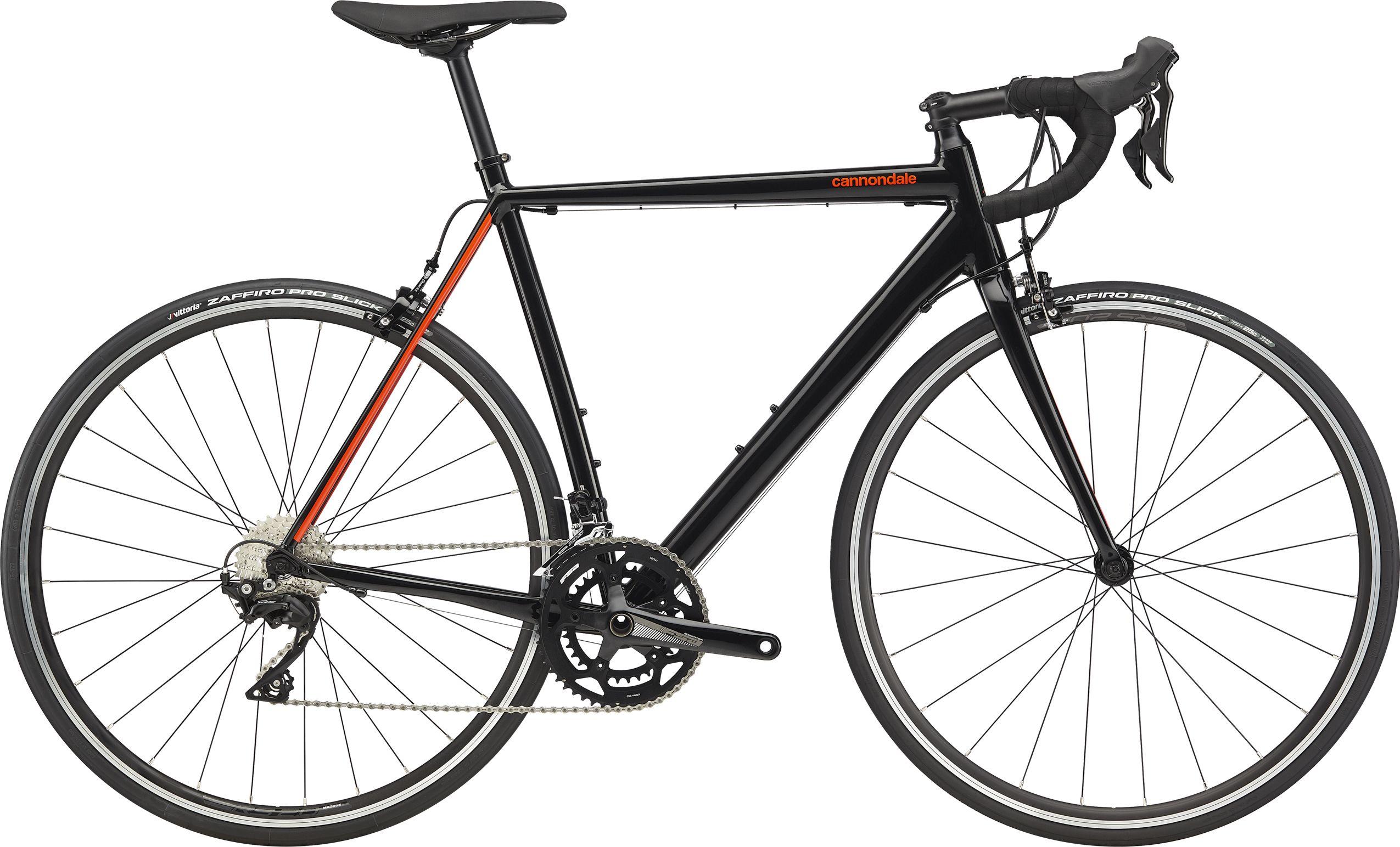 Cannondale Caad Optimo 105 2019 - grå   Road bikes