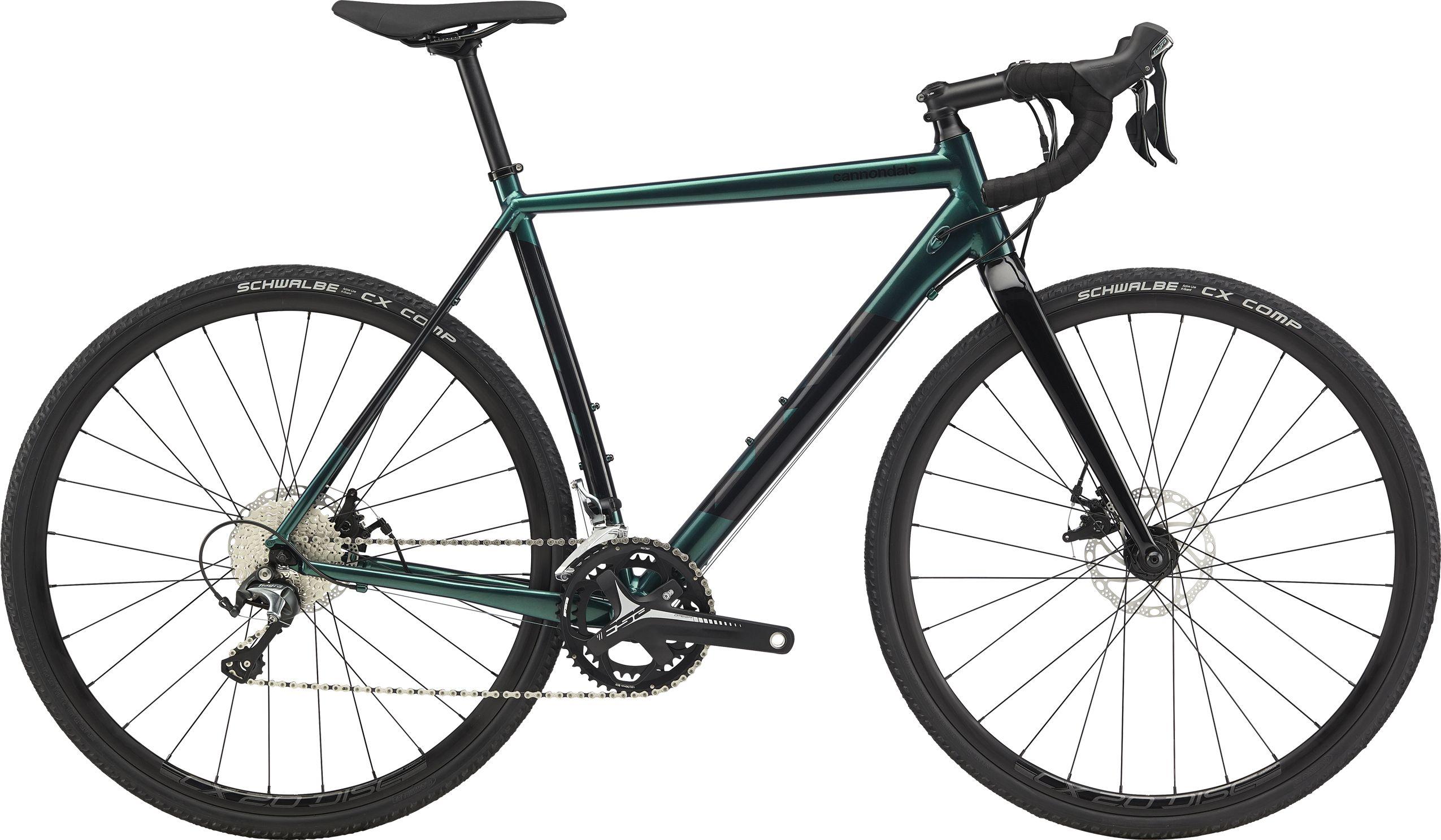 Cannondale Caadx Tiagra Cyclocross Bike 2020 | Cross-cykler