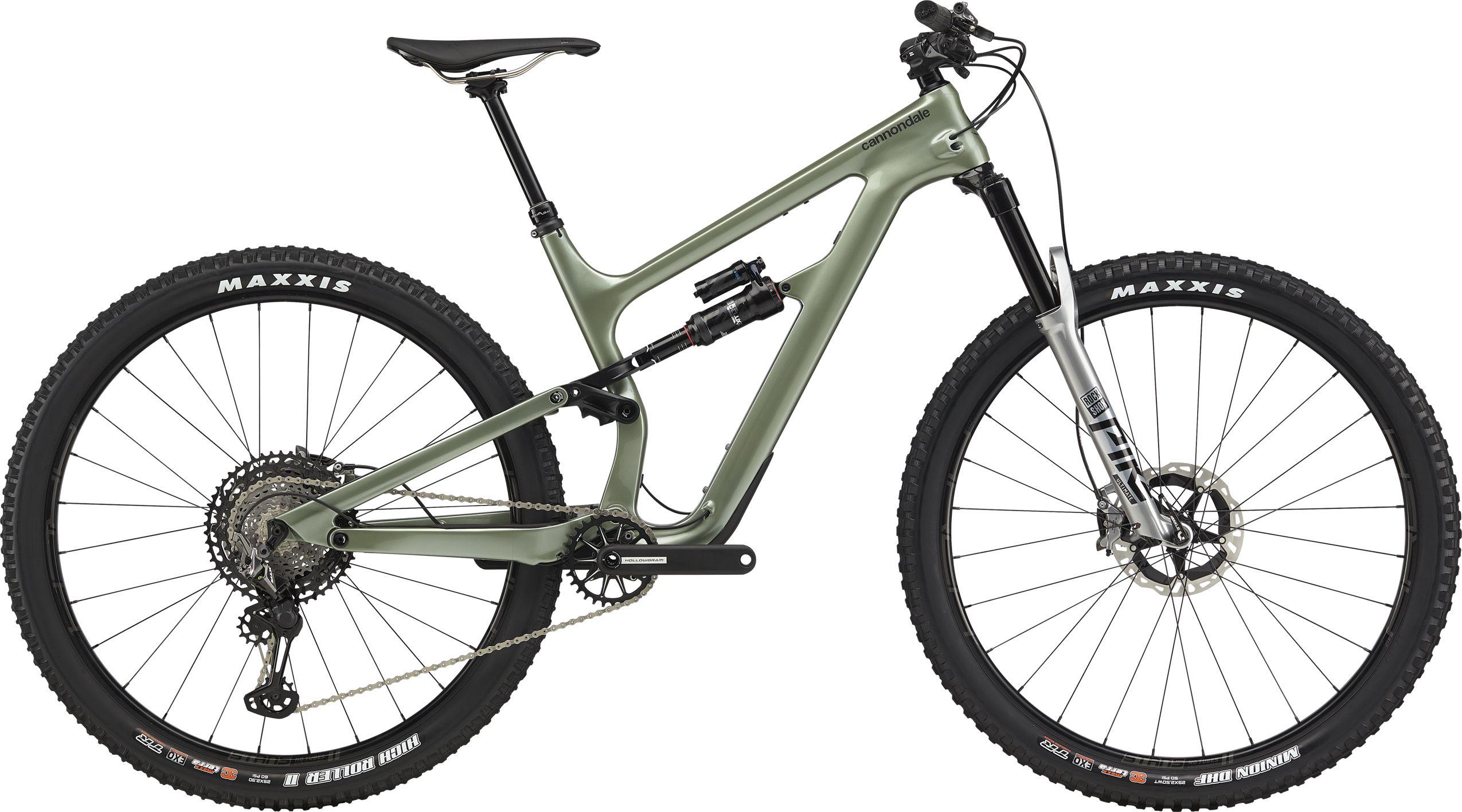 Cannondale Habit Carbon 1 29er Mountain Bike 2020 | Mountainbikes