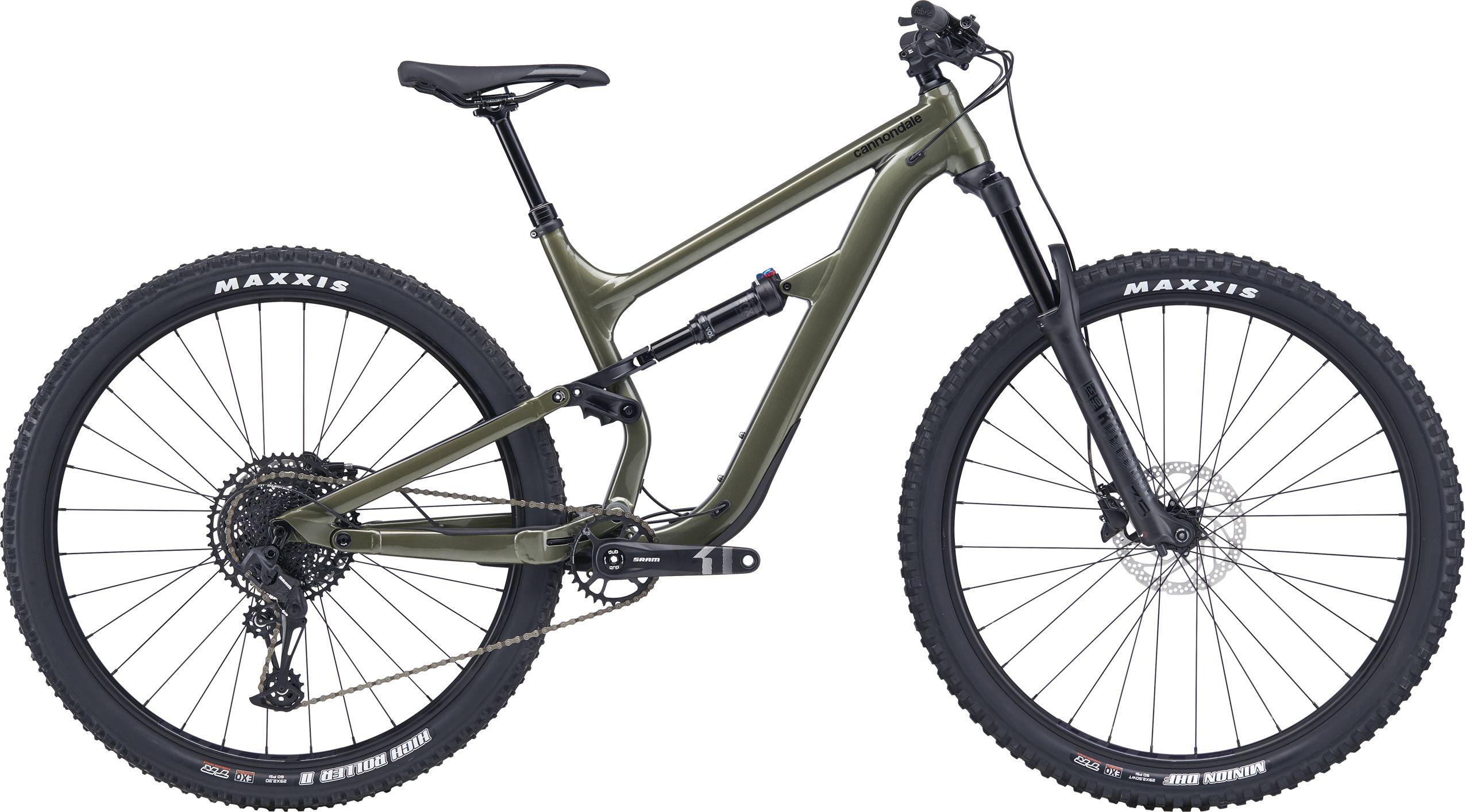 Cannondale Habit 5 29er Mountain Bike 2020 | Mountainbikes