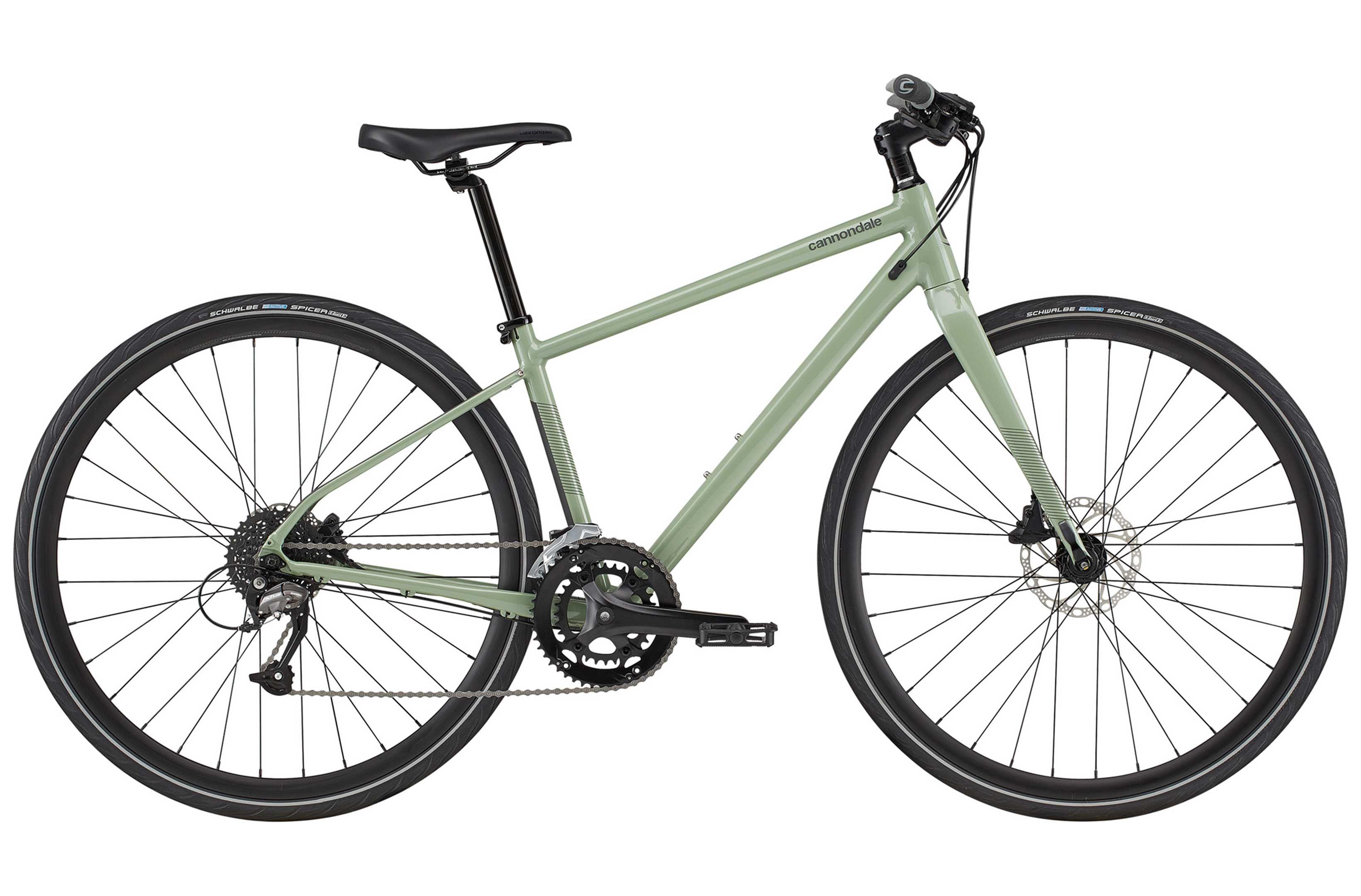 Cannondale Quick 3 Womens Sports Hybrid Bike 2020 | City-cykler