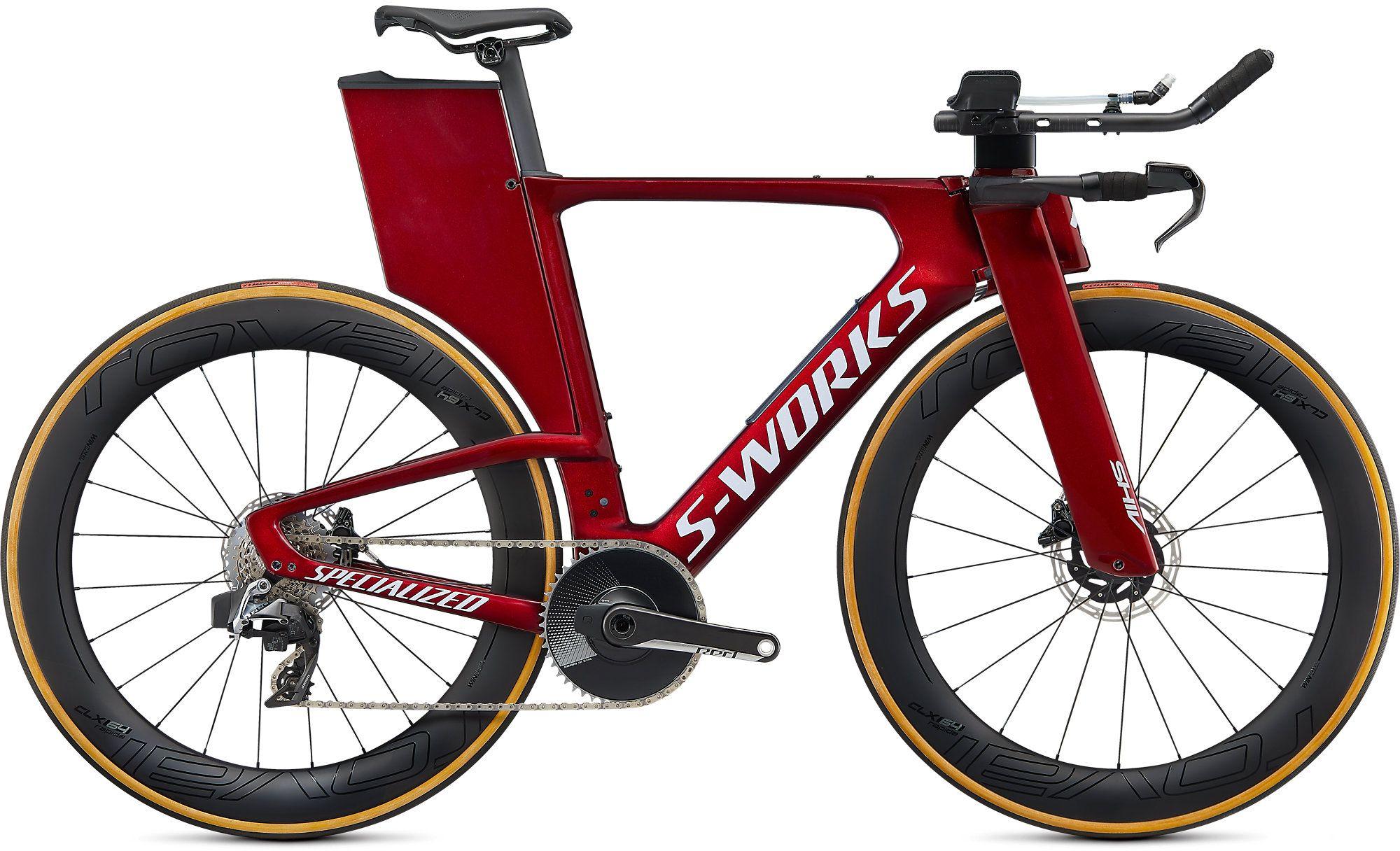 Specialized S-works Shiv Disc Sram Red Etap Axs Tri Bike 2020 | Racercykler