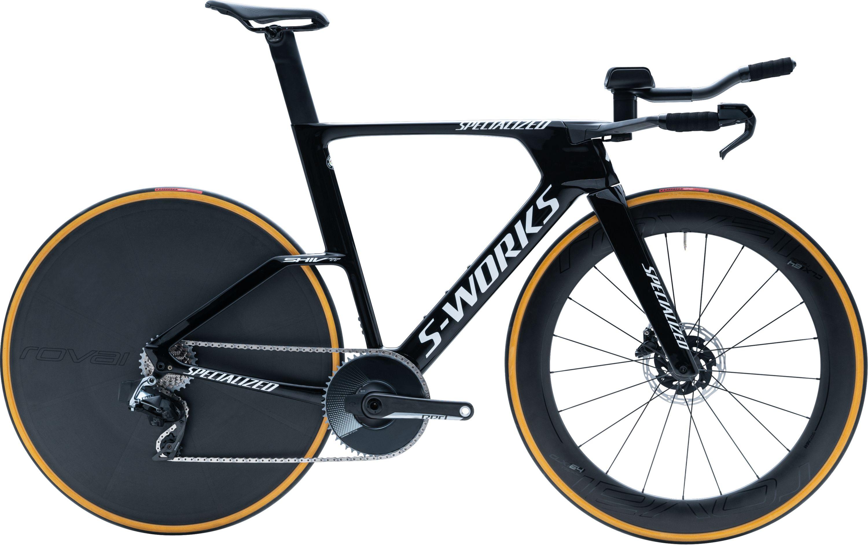 Specialized S-works Shiv TT Disc Bike 2020 | Racercykler