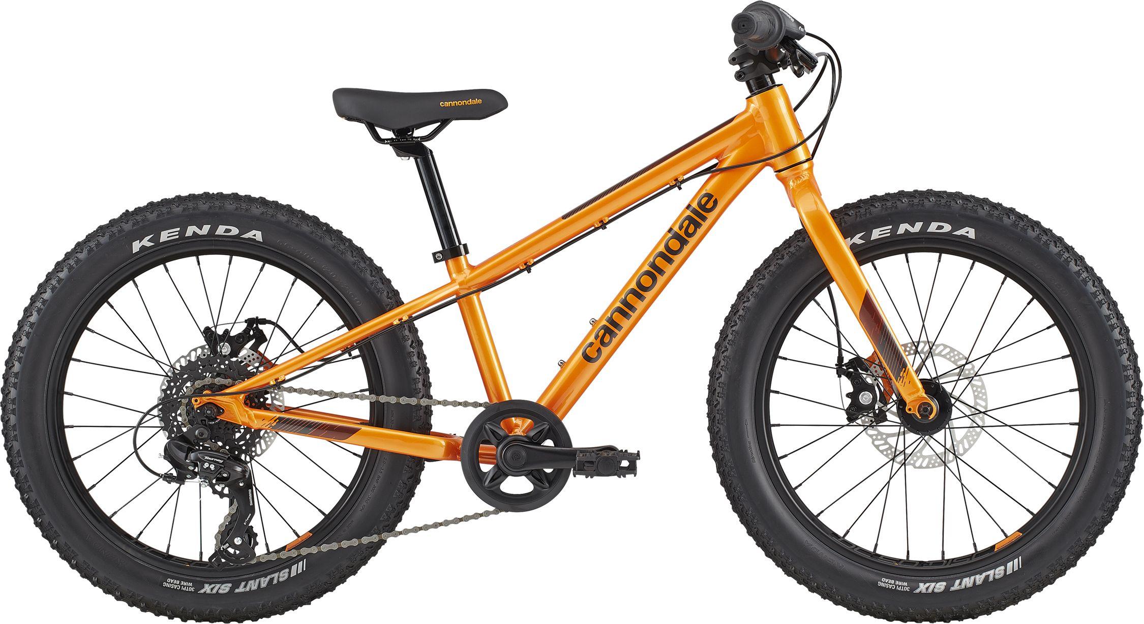Cannondale Cujo 20+ Kids Mountain Bike 2020 | City-cykler
