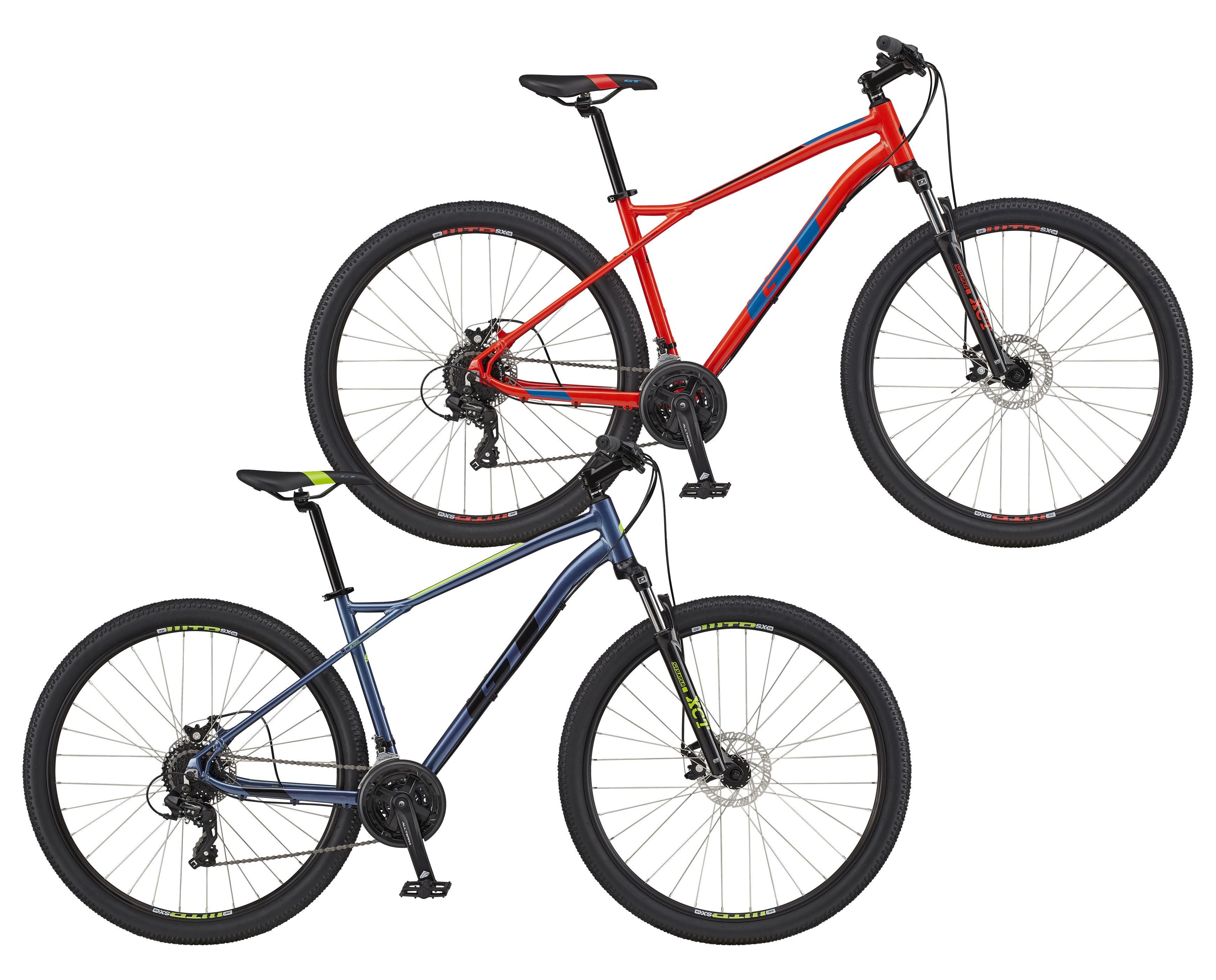 Gt Aggressor Comp Mountain Bike 2020 | Mountainbikes