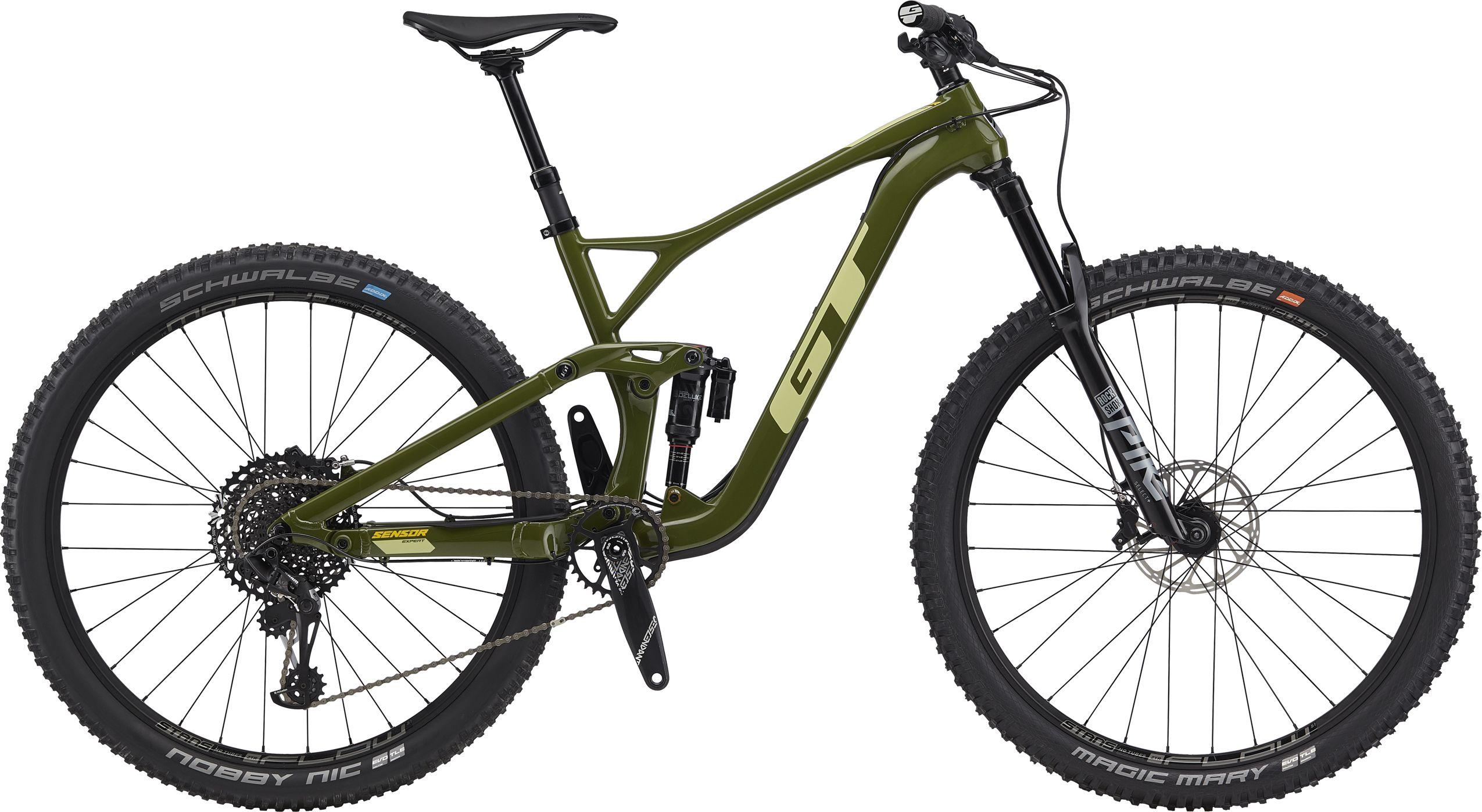 Gt Sensor Carbon Expert 29er Mountain Bike 2020 | Mountainbikes